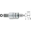 Hazet Sokszögű csavarhúzó betét 12,5 mm (1/2) Kulcstávolság 8mm szerszám meghajtás 12,5 mm (1/2)Hazet 991-8