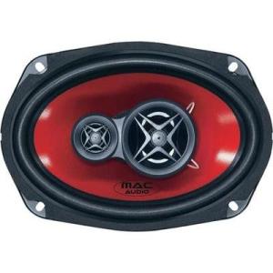 3 utas autó hangszóró szett 228x152 mm 70/280 W 40-20000 Hz, Mac Audio AMP Fire 69.3