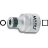 Hazet Adapter belső négyszögről 10 mm (3/8) belső hatszögre 6,3 mm (1/4), Hazet 2250-2