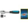 Hazet Átkapcsolható racsnis kar, 6,3 mm (1/4), Hazet 863S