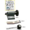 Hazet Motor beállító szerszám készlet vézérműszíj cseréhez, Hazet 2588/3