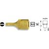 Hazet Egyeneshornyú csavarhúzófej 1 x 5,5 mm, 6,3 mm (1/4), Hazet 8503-1X5.5
