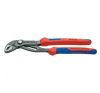 Knipex Hightech vízpumpafogó 300 mm, karcsú, befogás: Ø 70 mm (2 3/4), Knipex Cobra 87 02 300 fogó