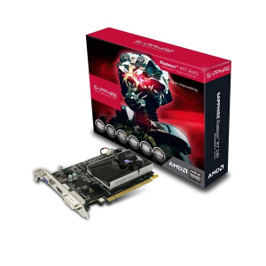 Sapphire R7 240 2GB DDR3 with Boost 11216-00-20G
