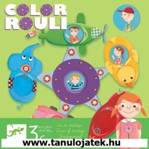 DJECO Color Rouli