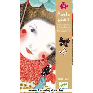 DJECO Djeco Charline hercegnő 1,1 m-es Óriás puzzle/kirakó