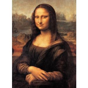 Clementoni Leonardo De Vinci: Mona Lisa