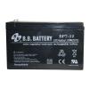 B.B. Battery B.B. battery 12V 7Ah zselés akkumulátor T2 saru