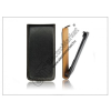 Haffner Slim Flip bőrtok - LG G2 D802 - fekete