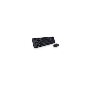 Logitech Desktop MK-220 Cordless Keyboard + Mouse