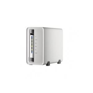 QNAP TS-212P (NAS, 2HDD hely, SATA, CPU: 1,6GHz, RAM: 512MB, 1x RJ-45, 1x USB2.0, 2x USB3.0, DLNA)