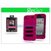 Gecko Apple iPhone 5/5S ütésálló védőtok - Gecko Glam BodyGuard - pink