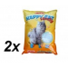 Akinu HAPPY CAT Sandy 2 x 7,2 l macskaalom