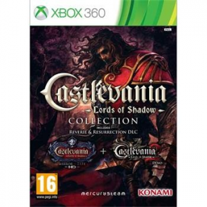 Konami Castlevania: Lords of Shadow Collection Xbox 360