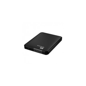 "Western-Digital Western Digital 2TB Elements Portable 2, 5"" Külső HDD USB3.0 Fekete"
