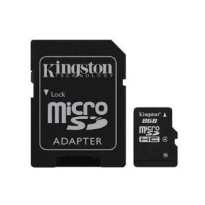 Kingston 8GB Micro SDHC