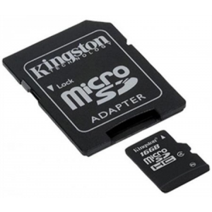 Kingston 16GB Micro SDHC