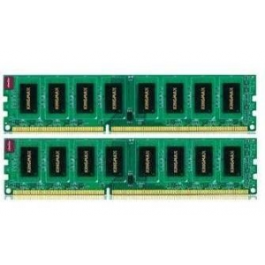 Kingmax 4GB DDR3 1333MHz Dual Channel Kit 2x2GB Memória ()