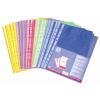 VIQUEL Genotherm, lefűzhető, A4, 50 mikron, víztiszta, VIQUEL, vegyes színek