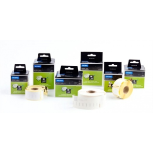 DYMO Etikett, LW nyomtatóhoz, 28x89 mm, 130 db etikett, DYMO