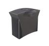 ESSELTE Függőmappa tároló, műanyag, 5 db függőmappával, mobil, ESSELTE