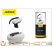 JABRA Stone3 Bluetooth headset v3.0 NFC - MultiPoint - white