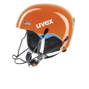 Uvex Uvex Hlmt 5 Race síbukósisak narancssárga