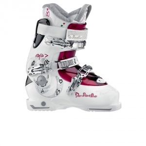 Dalbello Raya 7 white/white/plum 265 DRA7L2BTW265 Sícipő