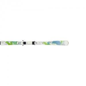 Völkl Essenza Allura síléc iPT eMotion 11.0 TC D (fehér/fekete/zöldeskék) kötéssel 151 cm