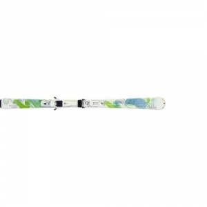 Völkl Essenza Allura síléc iPT eMotion 11.0 TC D (fehér/fekete/zöldeskék) kötéssel 158 cm