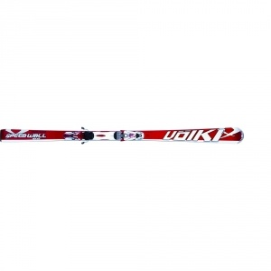 Völkl Völkl Racetiger Speedwall GS síléc rMotion 12.0 D (fekete/fehér/piros) kötéssel 180 cm