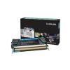 Lexmark TONER LEXMARK X748DE Cyan 10000oldal