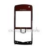 Blackberry 8120 előlap piros swap