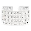 Blackberry 9320 Curve billentyűzet fehér qwerty*