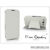 Pierre Cardin Galaxy S4 mini flip cover tok,Fehér
