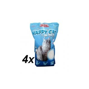 Akinu HAPPY CAT White 4 x 3,6 l