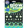 Brainstorm The Original Glowstars Glow Foszforeszkáló Csillagok 350 db B8000