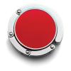 Táskafogas, összehajtható, piros