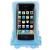 Rollei WP-i 10 vízálló tok iPhone 4 és hasonló méretű telefonokhoz, világoskék