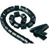 Hama Kábelkötöző, 30 mm, fekete, Hama Easy Cover