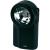 Ampercell LED-es zseblámpa, 115 g, fekete, Ampercell 00114