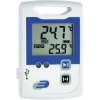 Dostmann Electronic Hőmérséklet mérés adatgyűjtő, 2 x 60000 adat tárolással, -30…+70 °C, Dostmann Electronic LOG100 CRYO