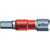 Wiha 29-es hatlapú bit műanyag tokban, 6 mm, 6,3 mm (1/4
