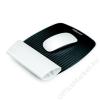 FELLOWES Egéralátét szilikonos csuklótámasszal, FELLOWES I-Spire Series™, fehér (IFW93148)