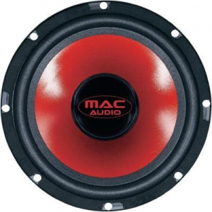 2 utas autó hangszóró szett 165 mm 65/260 W 45-20000 Hz, Mac Audio AMP Fire 2.16