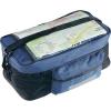 Kerékpárkormányra szerelhető táska, 30x12x15 cm
