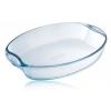 Pyrex 2972 Üveg sütőtál ovál 35 x 24 cm