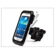 Haffner Univerzális kerékpárra/motorkerékpárra szerelhető, por- és cseppálló telefontartó - Roxa MH01 tok és táska