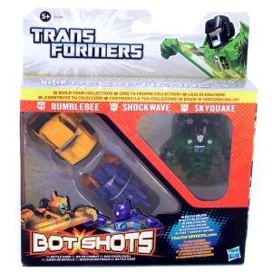 Hasbro BUMBLEBEE TRANSFORMERS BOT SHOT