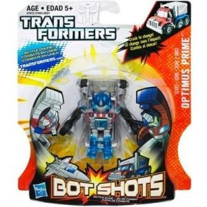 Hasbro OPTIMUS PRIME - Transformers BOT SHOT KILÖVŐ KÉSZLET